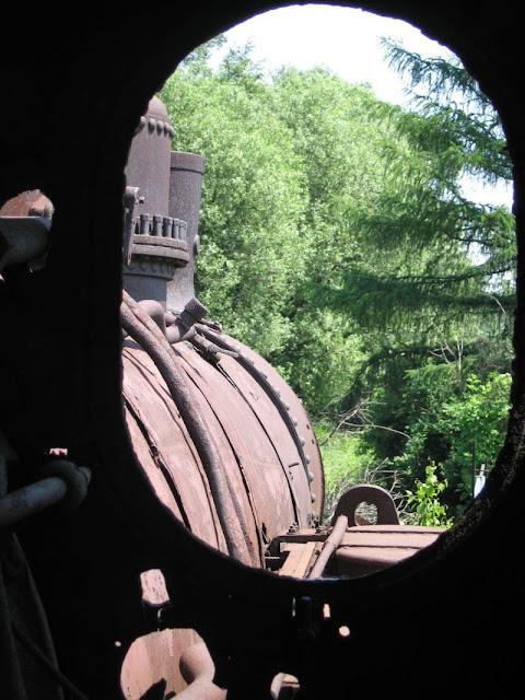 stare lokomotywy
