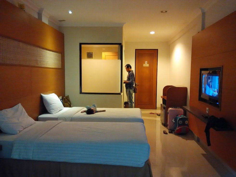 Room Hotel Taman Safari Lodge Cisarua