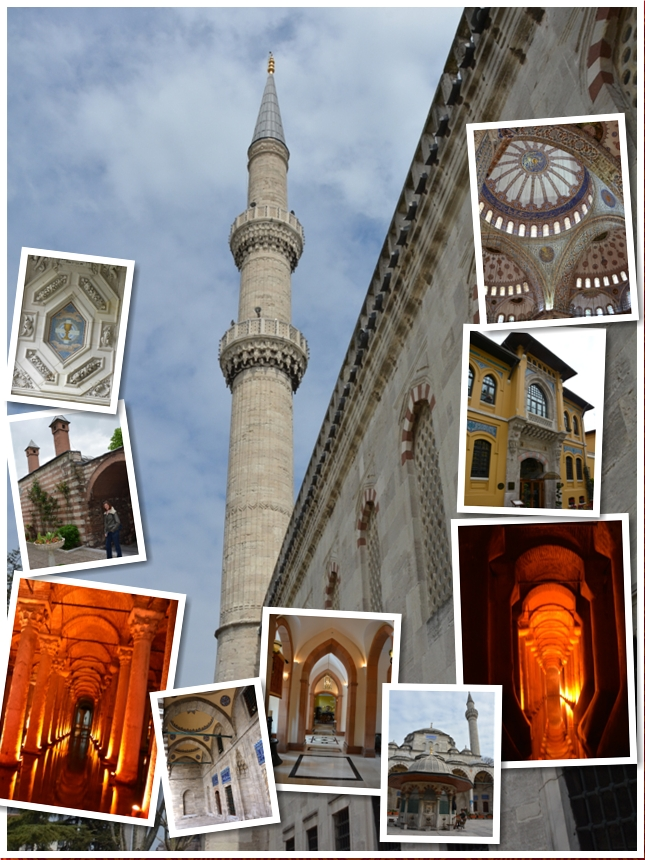 Collage Istanbul