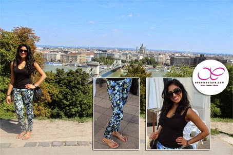 Travel Lookbooks - Budapest  oozescouture