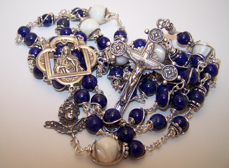 No. 116.  Rosary Of The Virgin Mary