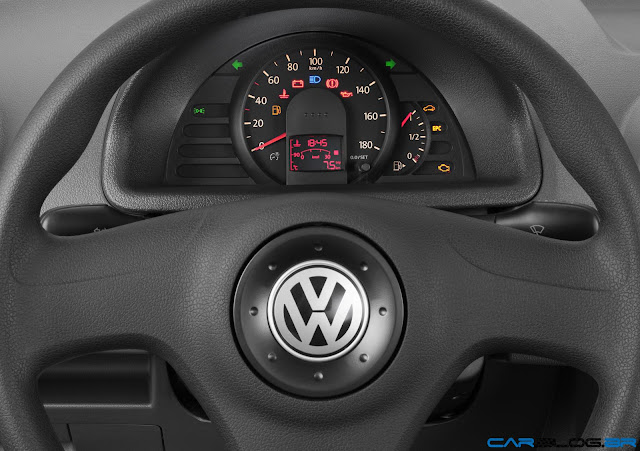 VW Gol 2013 G4 Ecomotion - interior