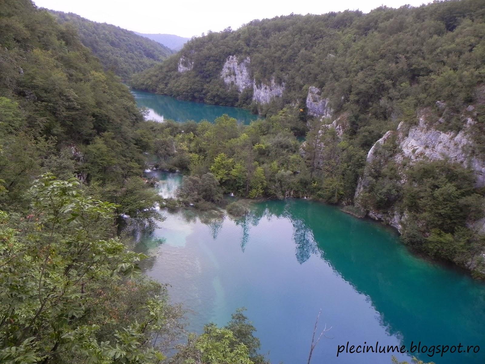Lacurile Plitvice, Croatia