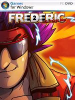 Fredrick Evil Strike Black