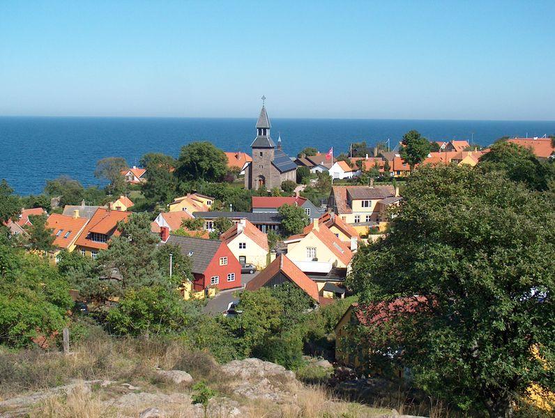 Bornholm Island