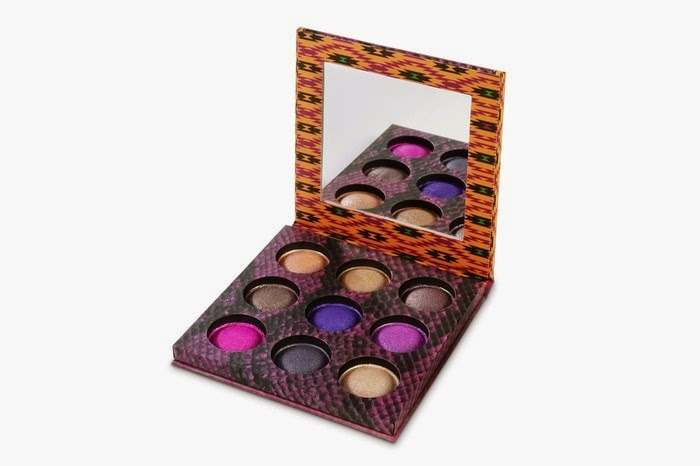 BH Cosmetics Wild Child Baked Eyeshadow Palette