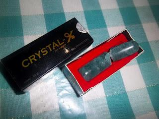 Crystal X Patah Atau Pecah yang Masih Bisa Digunakan