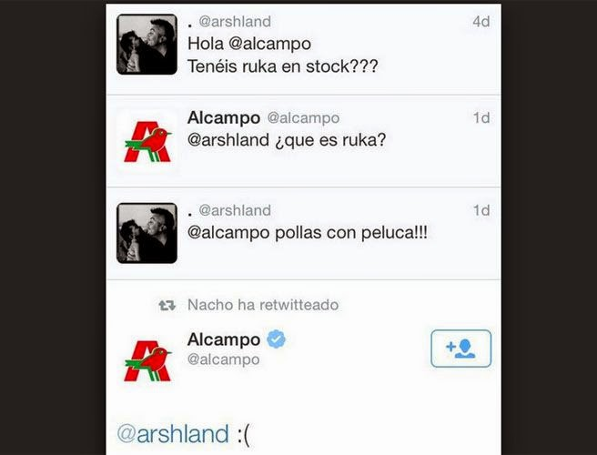 Community Manager alcampo