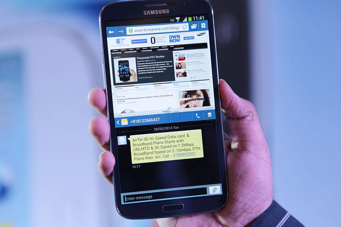 Harga HP Samsung Galaxy Mega Duos 63