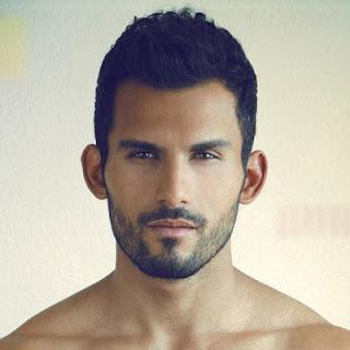 Matching Beard Style for Short Hair Men