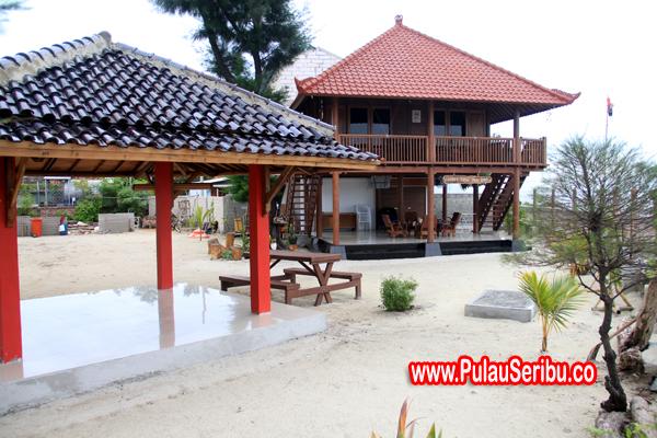 Penginapan Kedaton Pulau Pramuka