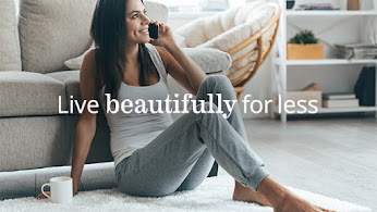 LIVE BEAUTIFULLY FOR LESS
