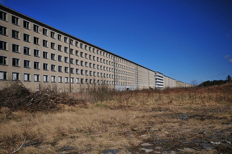 Prora Hotel Nazi