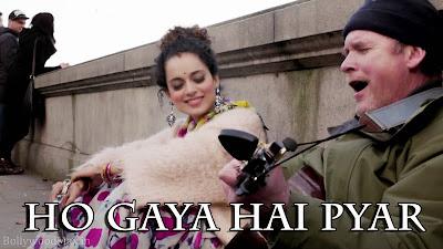 Ho Gaya Hai Pyar Lyrics Tanu Weds Manu Returns - Kangana Ranaut