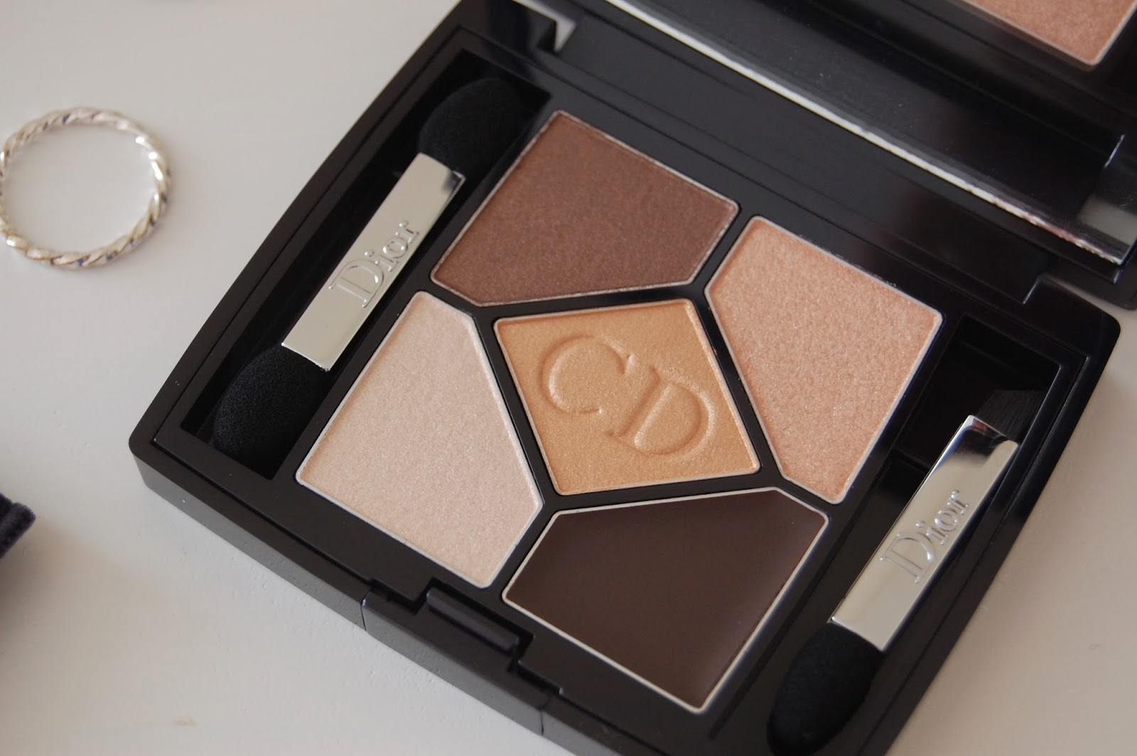 Christian Dior All-in-One Artistry Palette 708 Amber Design