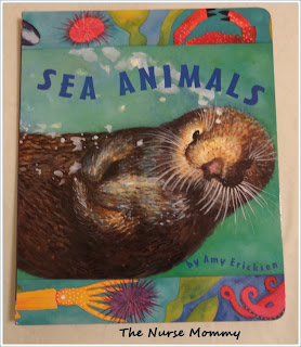 Citrus Lane February Sea Otters Book
