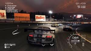 Game PC GRID Autosport