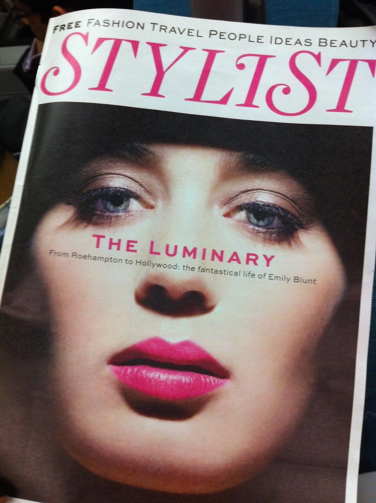 Stylist Magazine London
