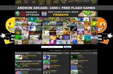 Andkon Arcade Games: juegos online de arcade