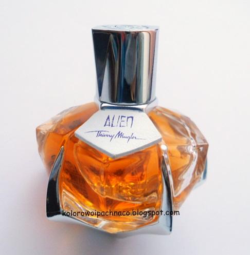 Kolorowo i pachn co thierry mugler alien les parfums for A travers le miroir thierry mugler