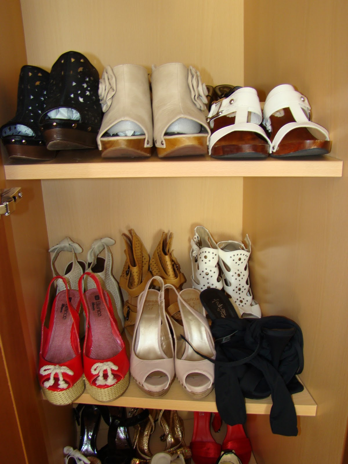 El fondo de armario de gema mi secreto mi fondo de armario for Armario para zapatos