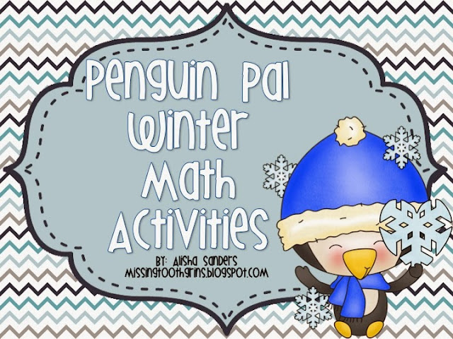 http://www.teacherspayteachers.com/Product/Penguin-Pal-Winter-Math-Activities-1035235