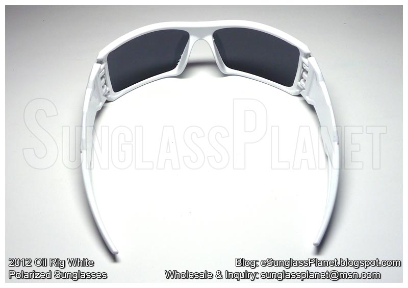 Welcome to SunglassPlanet!!!  2012 OAKLEY OIL RIG inspired WHITE ... b7132f7a5c
