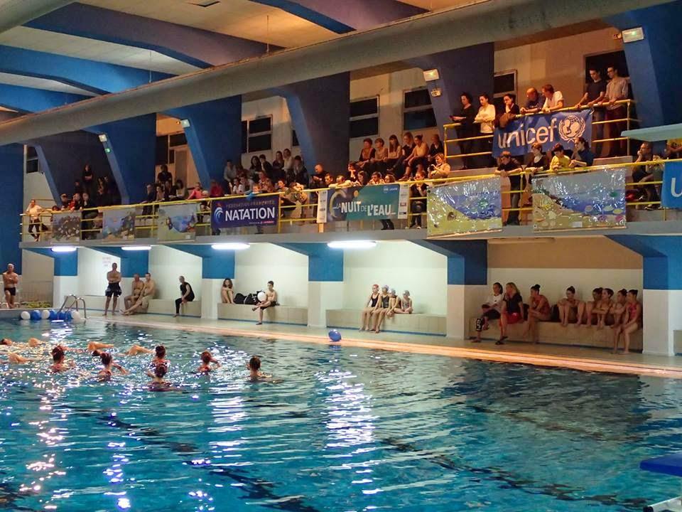 Cpie ajaccio nuit de l eau le 21 mars piscine rossini for Piscine ajaccio