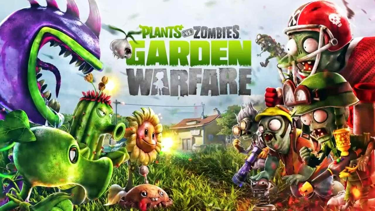 Download Plants vs Zombies Garden Warfare For PC