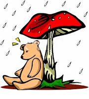 Hujan Membawa Kesenangan dan Kesedihan
