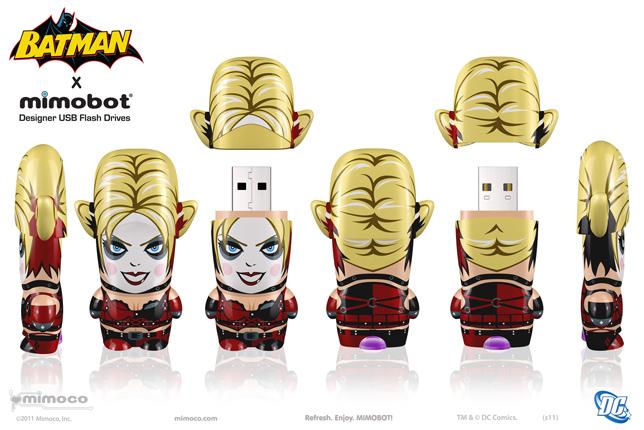 Harley Quinn Mimobot