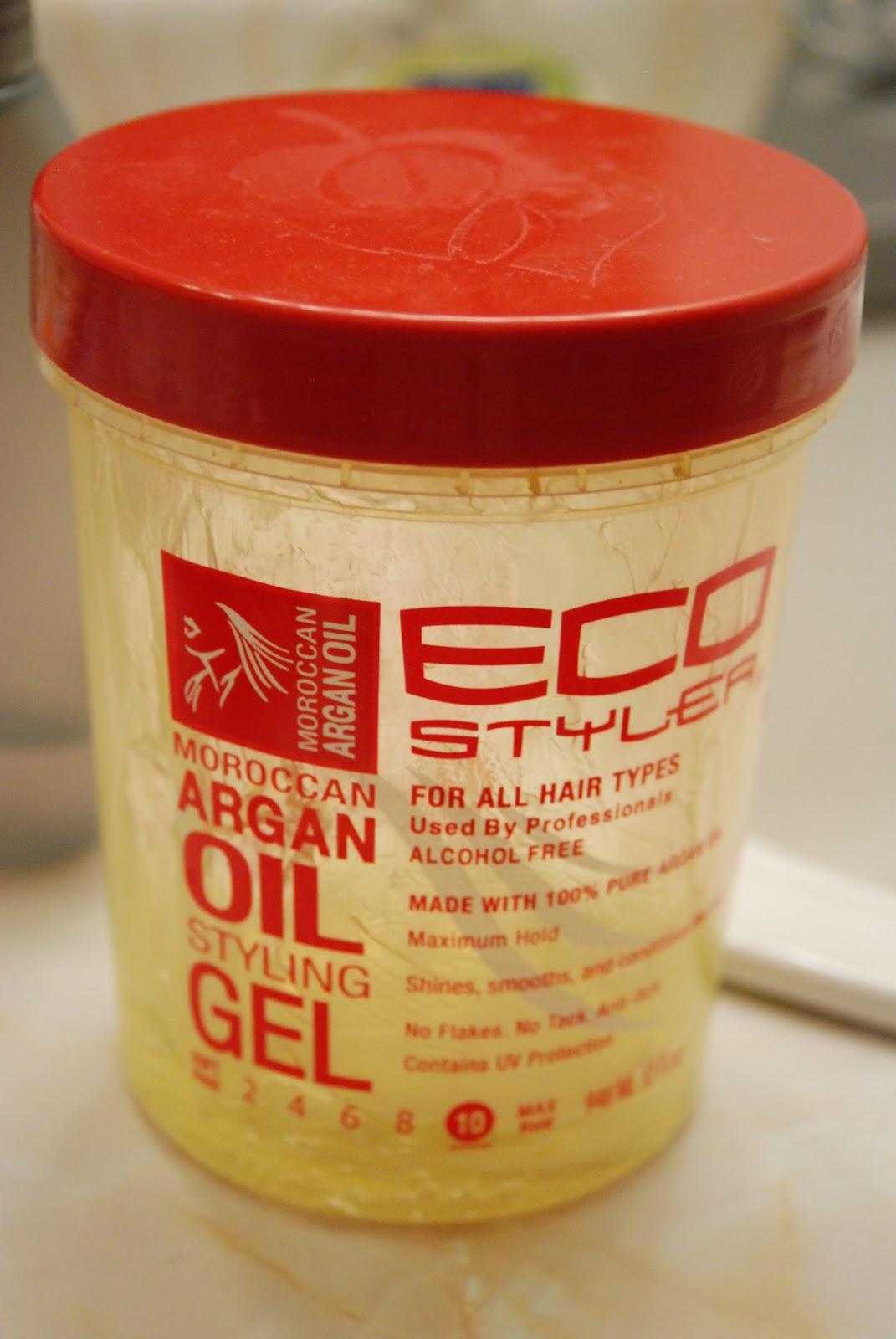 Diy Eco Styler Gel Custard Recipe Curly In Colorado