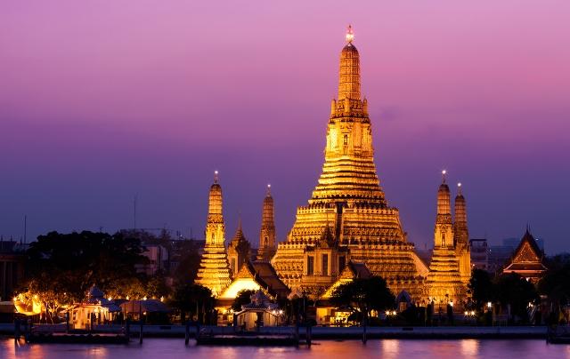 Tempat Wisata Thailand - Wat Arun