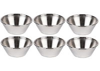 Buy Chutney and Sauce Cup of 6-Piece At 50% off & Extra 30% off :Buytoearn