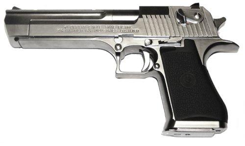 Disparando Deagle Calibre 50