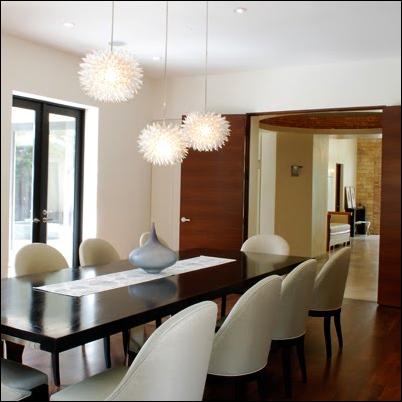 Dinning room home design