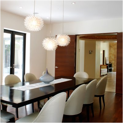 Mid century dining room design ideas room design ideas for Mid century modern dining rooms