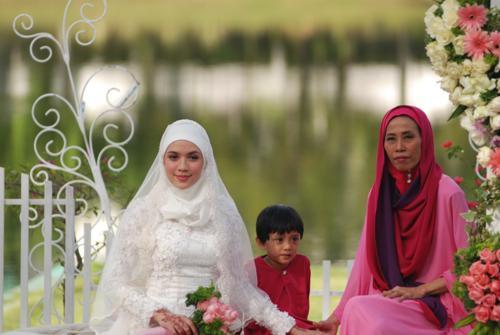 Pernikahan Diana Danielle dan Farid Kamil