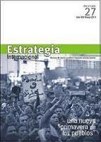 ESTRATEGIA INTERNACIONAL N 27