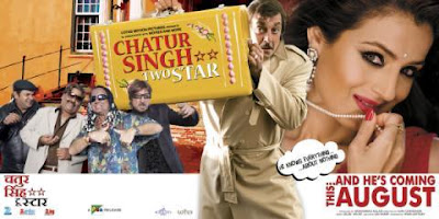 Chatur Singh Two Star 2011 Hindi Movie Cast And Crew