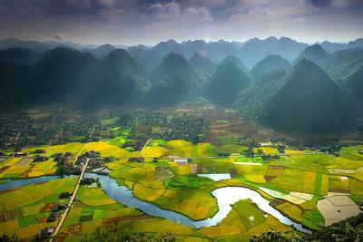 Más allá del valle - Paisajes fantásticos de un mundo real