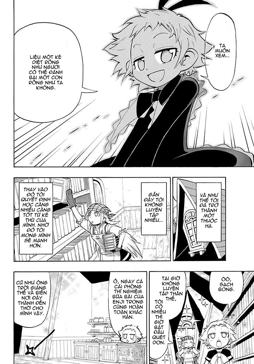 Appearance of the Yellow Dragon chap 7 - Trang 4