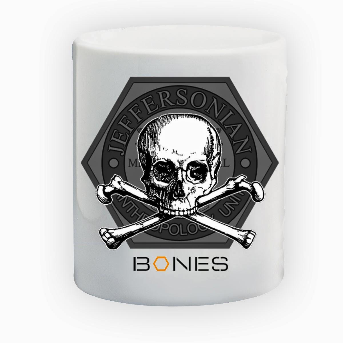 Taza Bones Serie