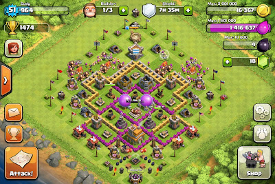 Basic Defense Tactics ~ Clash of Clans Tactics