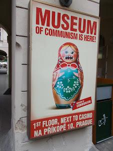 Museum of Communism in Prague.