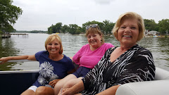 Good Friends out for A Boat Ride