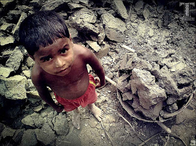 Today is the world day against child labour