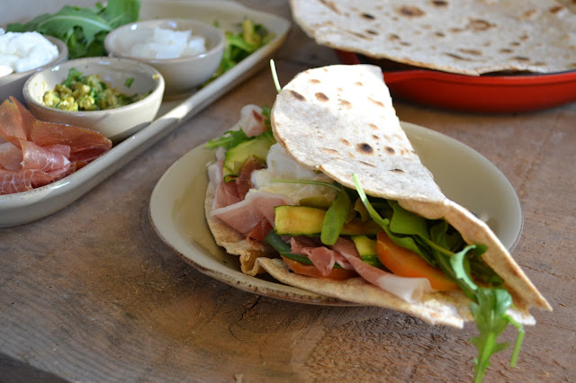 piadina romagnola senza strutto ricetta