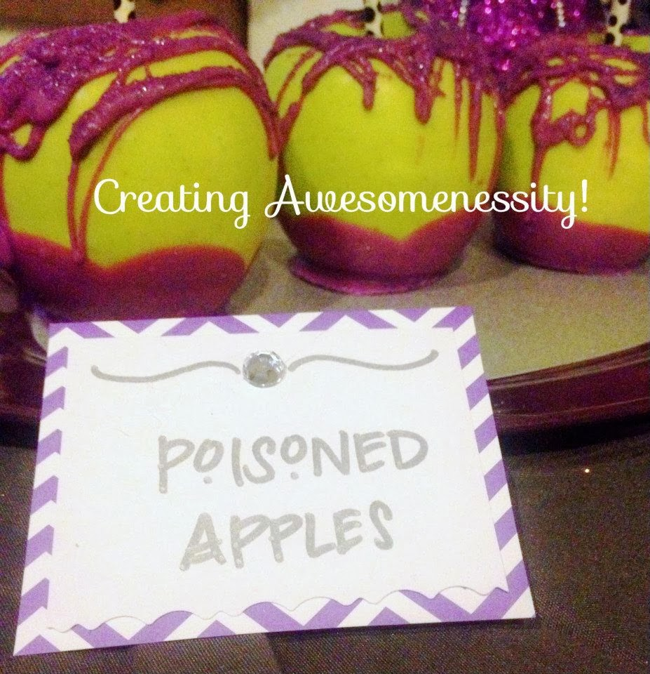 Creating Awesomenessity Apples