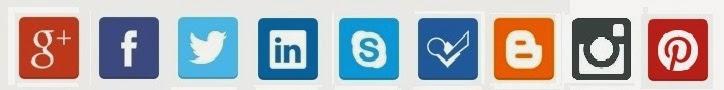 Compartilhe as Redes Sociais